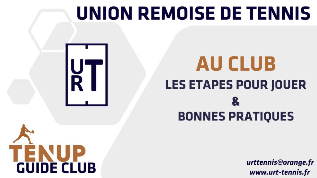 URT-Etapes au Club via TenUp 2021