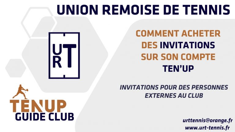 URT-Acheter des Invitations 2021 1