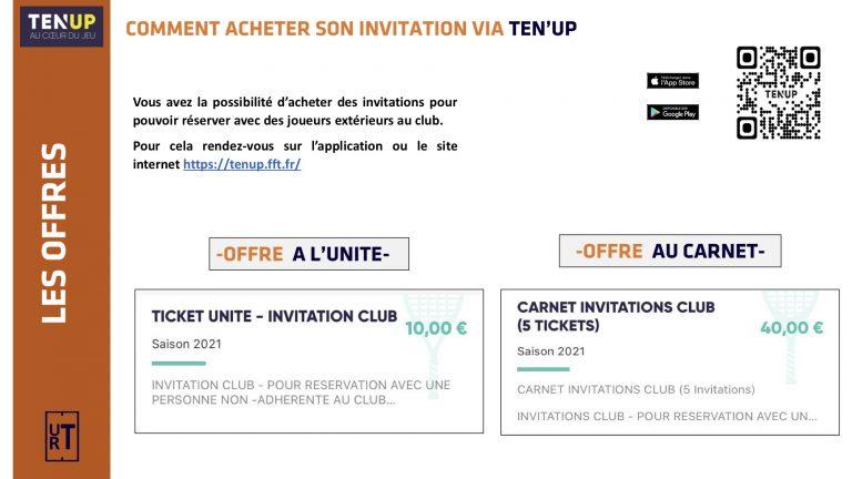 URT-Acheter des Invitations 2021 3
